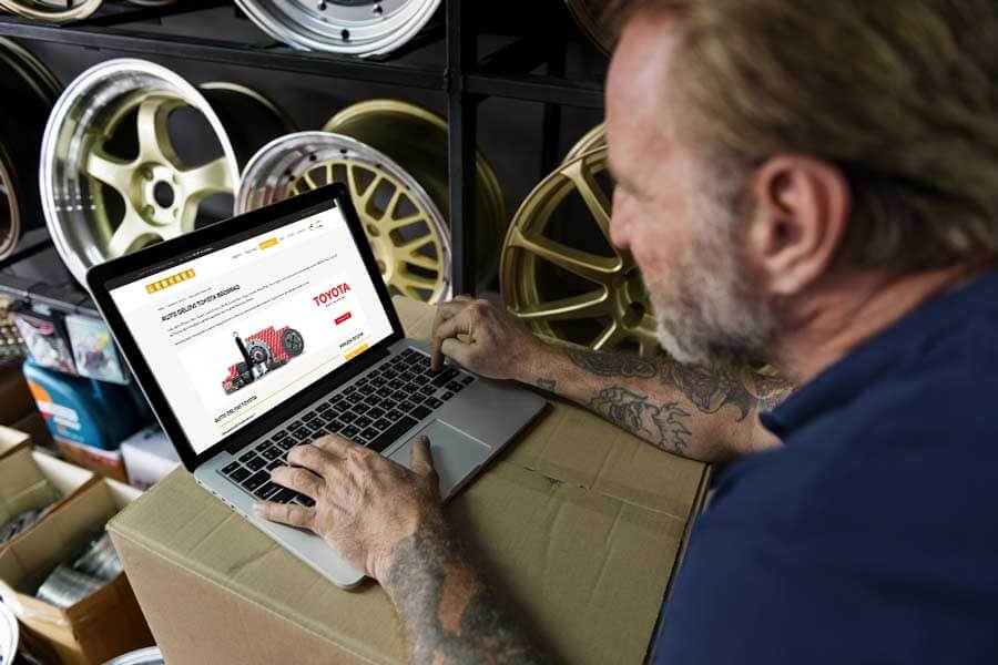 Top Reasons for Purchasing Auto Parts Online