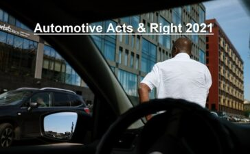 automotive acts and right 2021